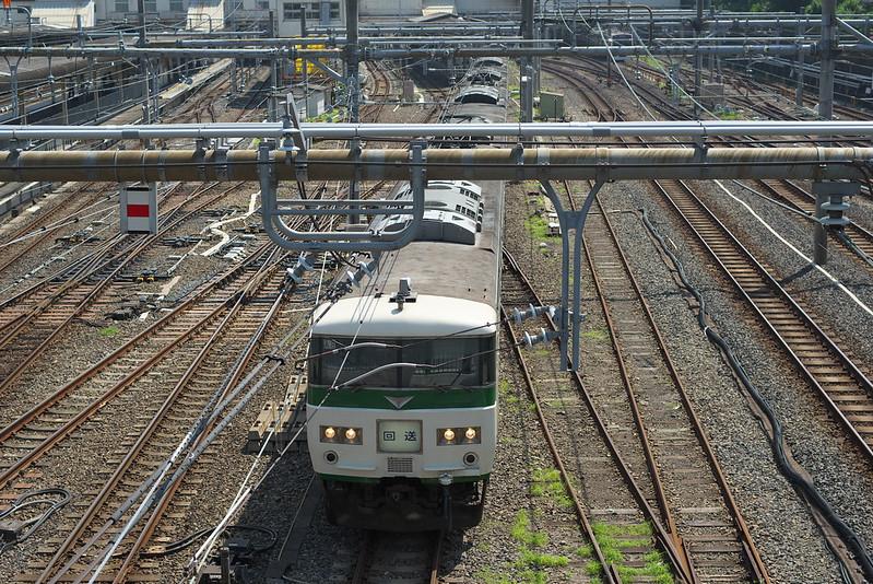 Tokyo Train Story 2015年7月20日