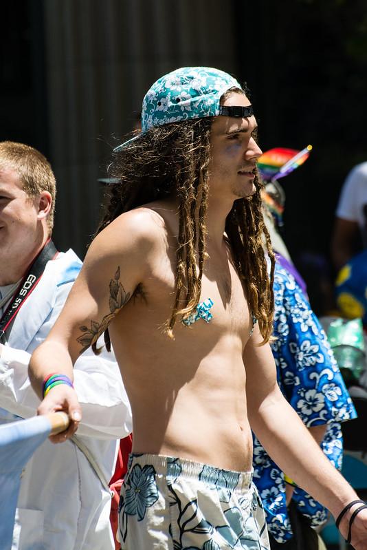 San Francisco Pride / ECOSEXUALS