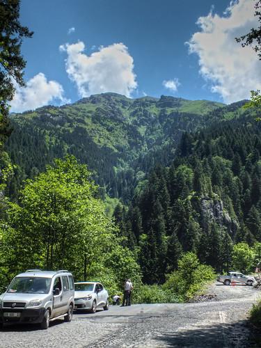 Trabzon hegyek - még csak a kezdetek