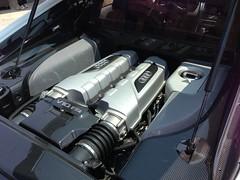 アウディ/R8のV10エンジン