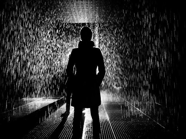 Day 146 1/2… More Rain Room