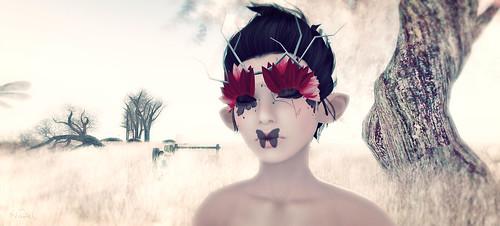 22769 @ L'accessoire - Dryad Headpiece