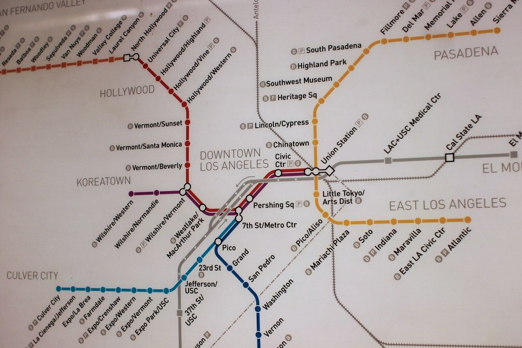 Go Subway Map.Go Metro Map Oran Viriyincy Flickr
