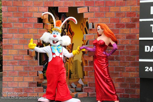 Roger Rabbit's Toontown Dream
