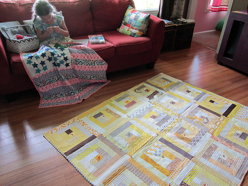 Look who's quilting