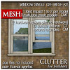Clutter for Builders - Window 02H Mesh Kit