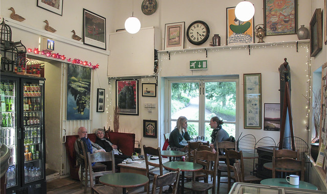 Hollyhock Cafe Richmond Opening Hours