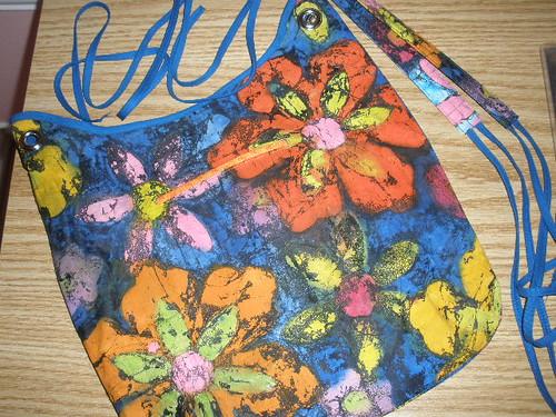 Crayon Batik bag