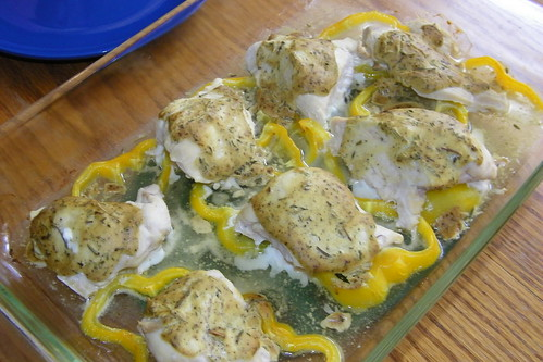 Simple Lemon-Dijon Chicken