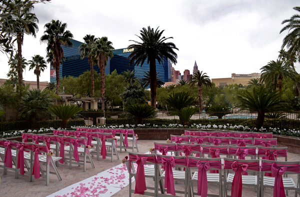 MGM Grand one plan your wedding