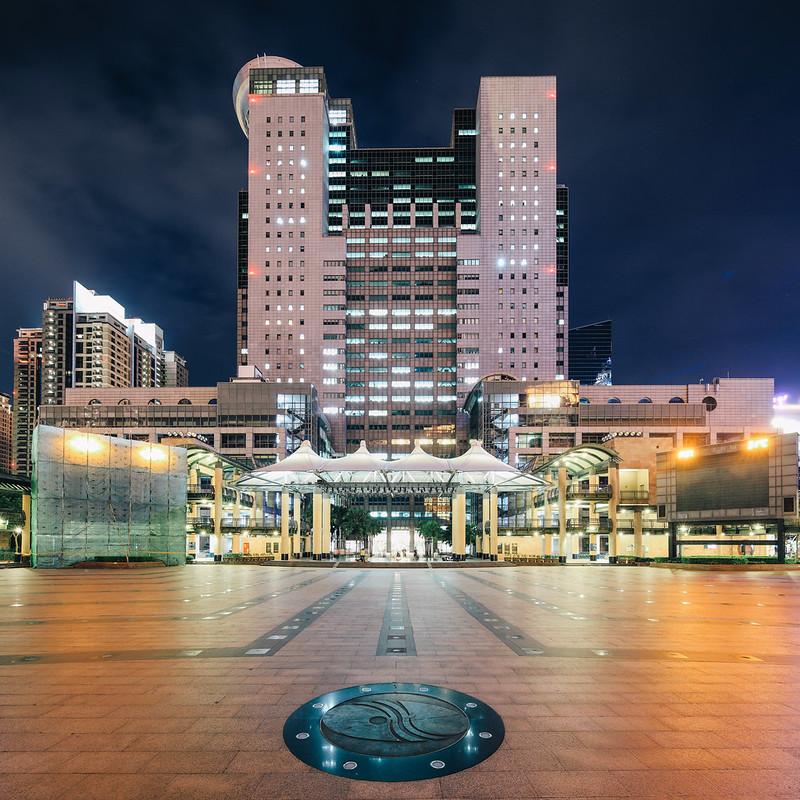 新北市政府大樓。