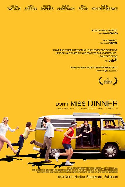 Dont Miss Dinner