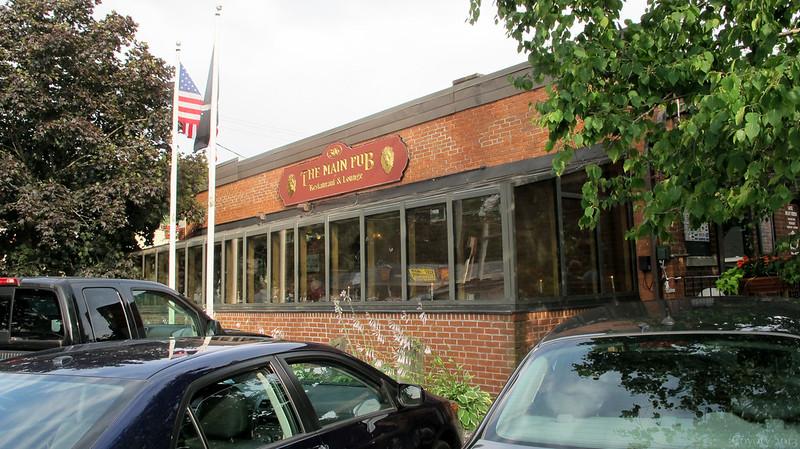 Main Pub exterior