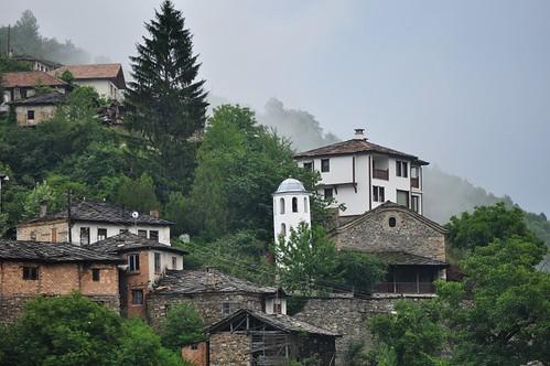 Kosovo village