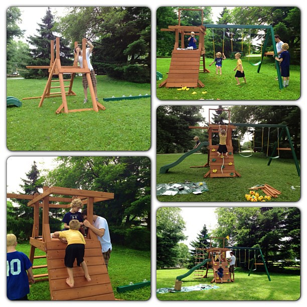 Latergram from yesterdays  project... #macefamilysummer