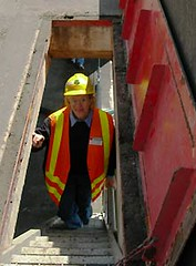 2005 SR 520 Bridge Inspection