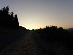 L'Ardèche au petit matin