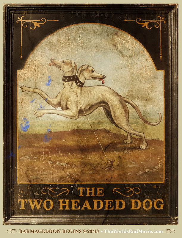 7. The Two Headed Dog