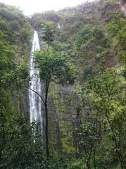 Road to Hana - Pīpīwai Trail - Waimoku Falls