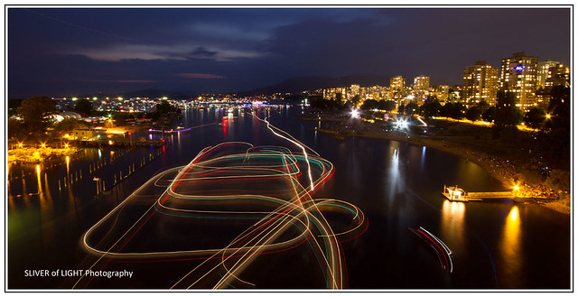 Dance of the Ferries - Traffic Patterns