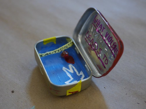 Decorated Tins - 7