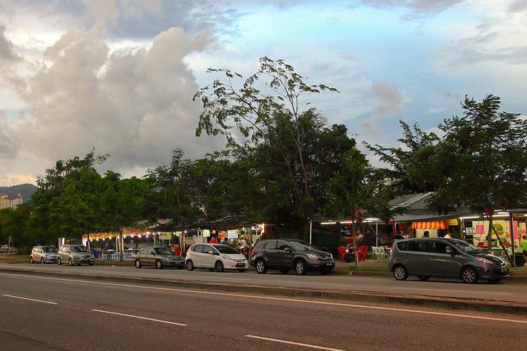 Kepong-Durian-Street