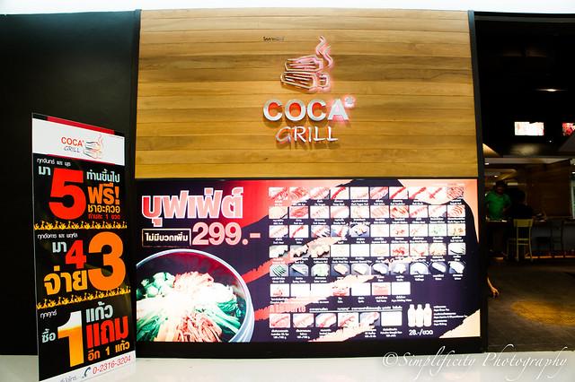 COCA Grill