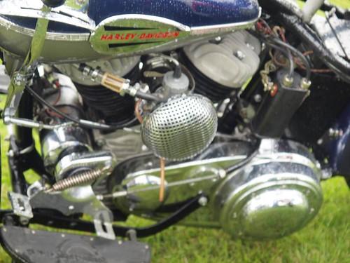 Harley-Davidson Motorcycle Engine