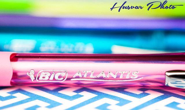 bic atlantis pen review in_the_know_mom homeschool