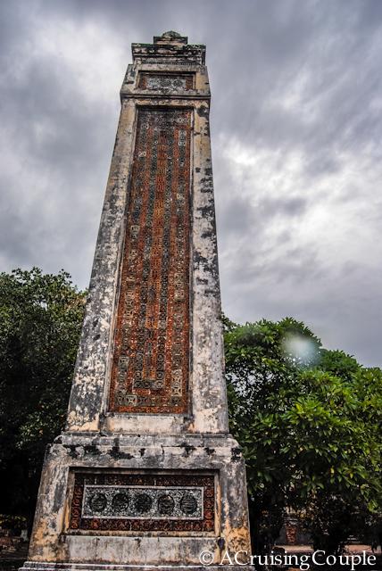 Tu Duc Mausoleum Monument