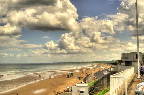 Omaha Beach - Dog Green Sector, Normandy
