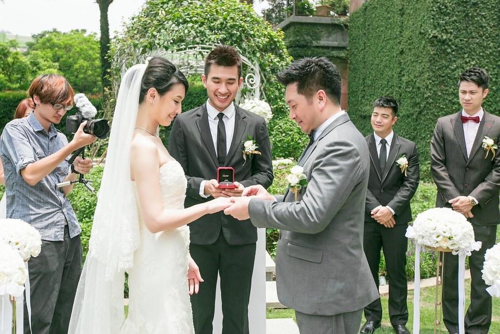 開文&美倫 浪漫婚禮 (37)