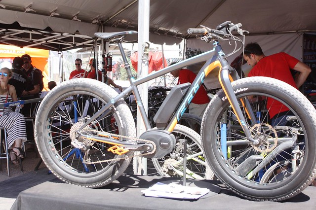 Felt bicycles e-fat bike