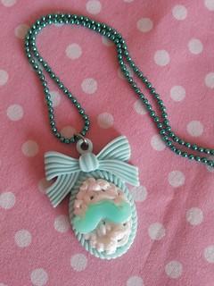 Kawaii necklace!