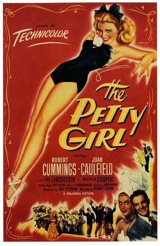 The Petty Girl by paul.malon