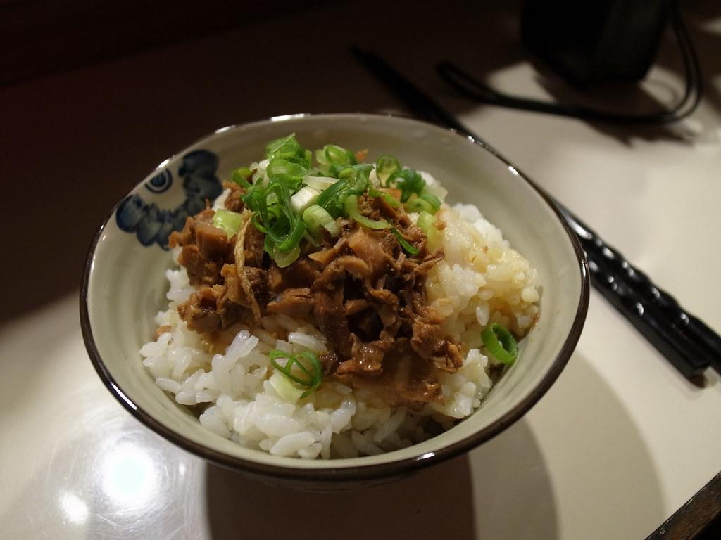 MEN 拉麵_醬燒蔥飯