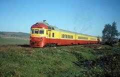 * GUS  Dieseltriebzüge D1-001  bis  D1-879