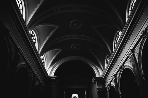 Catholic Church of Chania by stefanos_kastrinakis