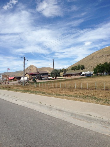 Salt Lake City to Jackson WY - Sturgis 2013