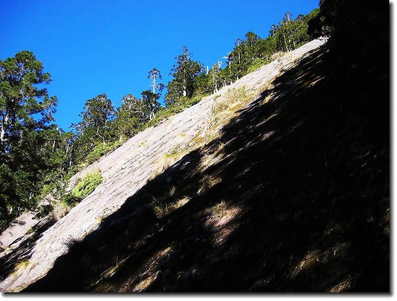 大峭壁(Elev.3173m) 2