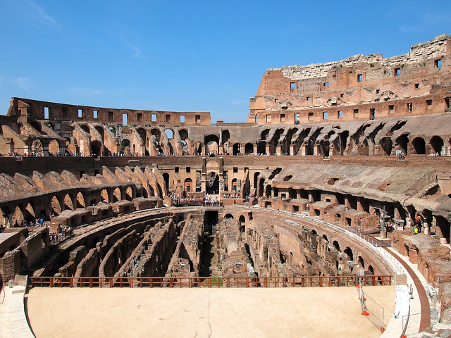 Roman Colosseum