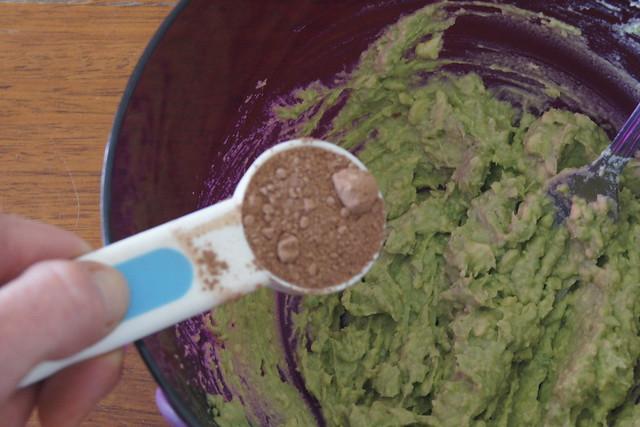 choc avocado mousse DSC02528