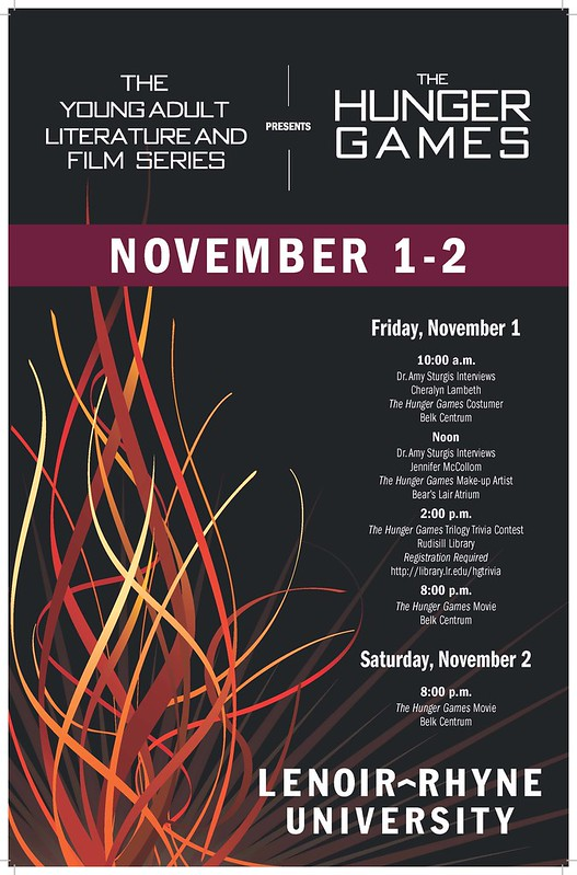 Young Adult Literature and Film Series