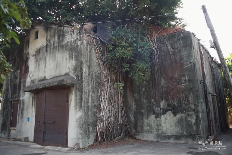 台南私藏景點--飛雁新村