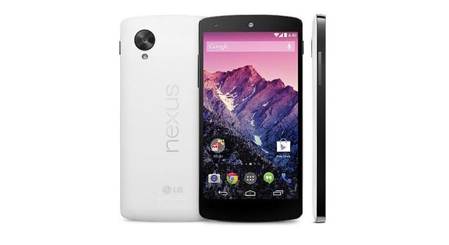 Google Nexus 5 正式發售,USD349 起 @3C 達人廖阿輝