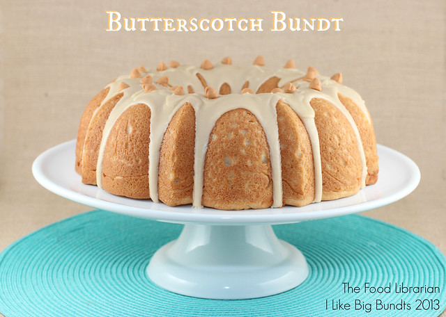 Butterscotch Bundt Day 3