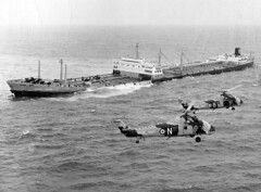 The Torrey Canyon Shipping Disaster of 1967