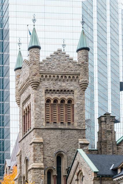 Toronto old & new