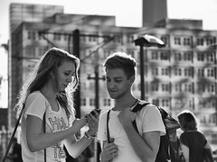 People on Alexanderplatz Ⅰ