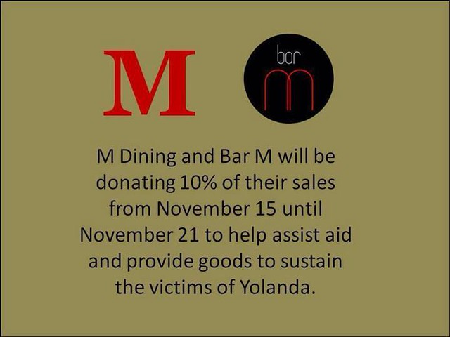 M Dining and Bar M